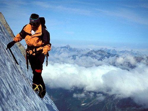 Inizio e fine di un grande Himalaysta – Erhard Loretan –